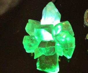 Kryptonite (Glowing Crystals, Nerd Swag)