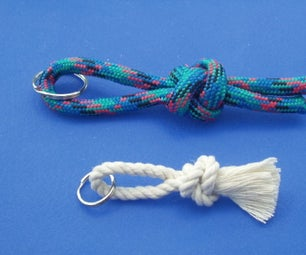 ABOK 783 - Two Strand Footrope Knot