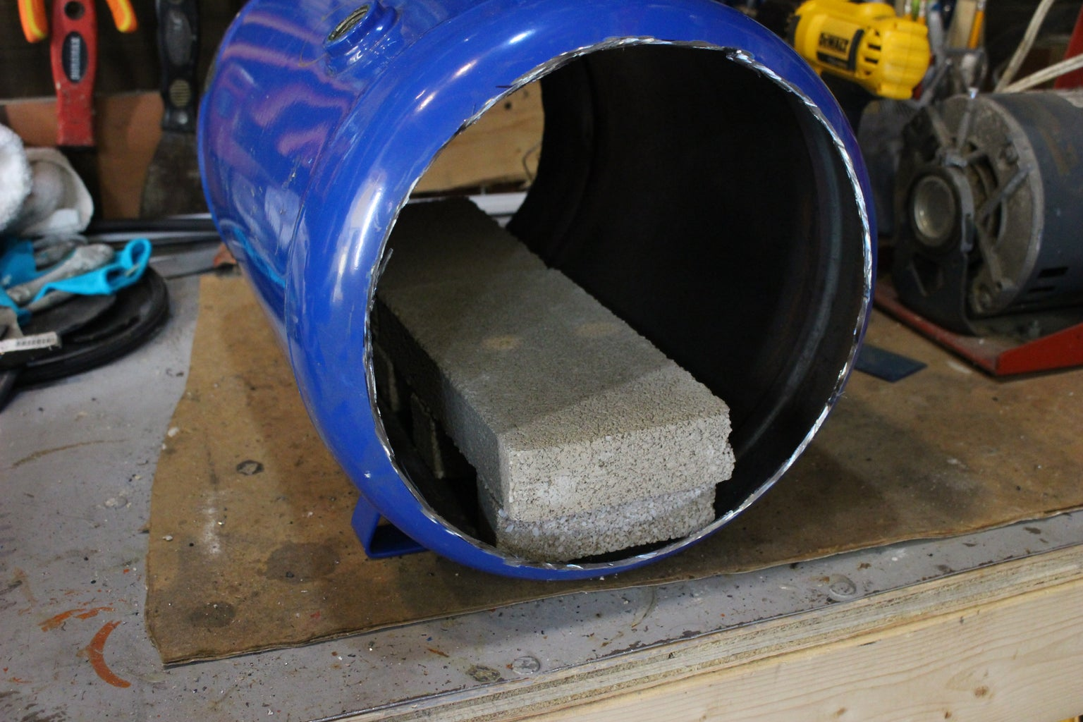 Forge Floor