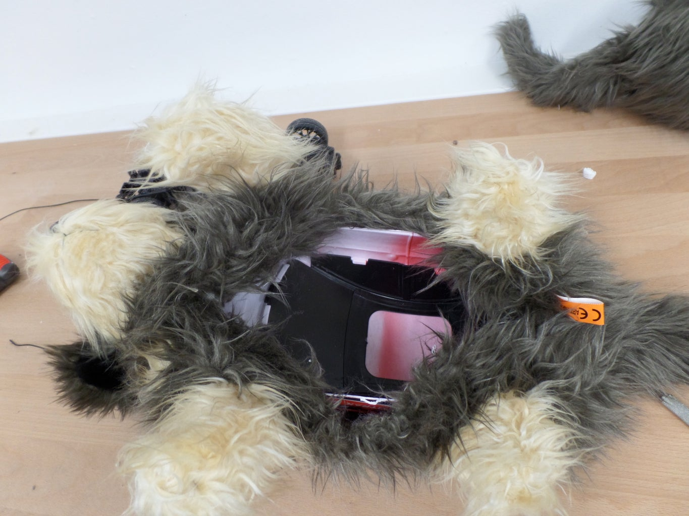 The Starting Point: Stuffed Dog, Cheap RC Car and Voided Warranties