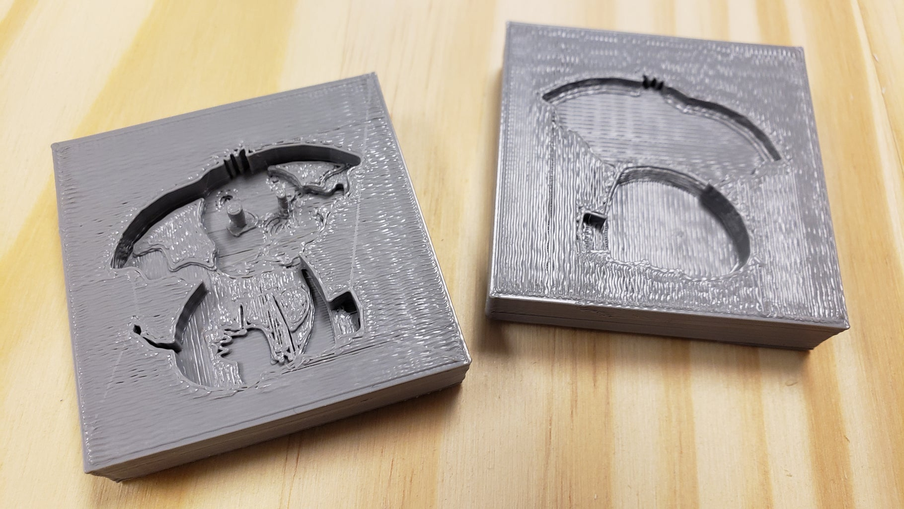 3D Print the Molds
