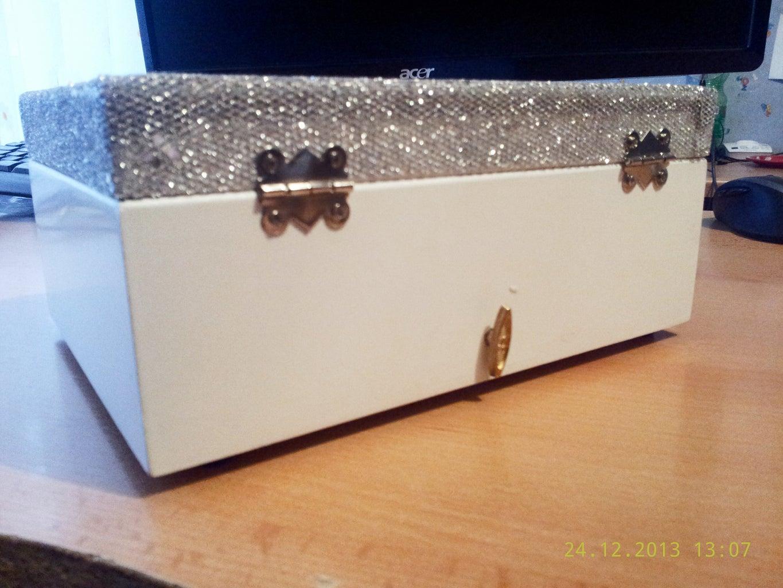 Jewelery Box With Music (Swan Lake- Tschaikowski)