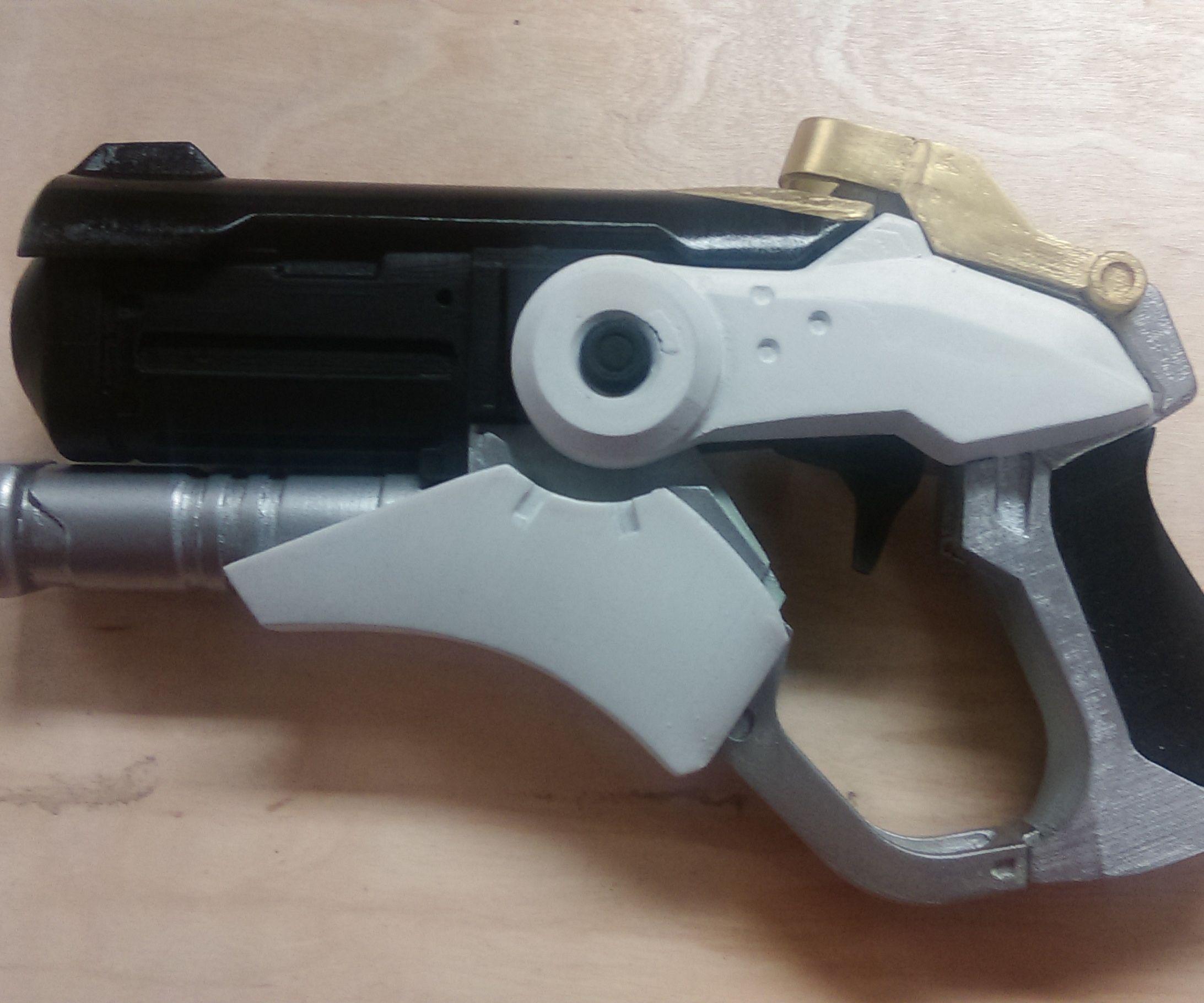 Functional Kit Mercy Gun of Overwatch