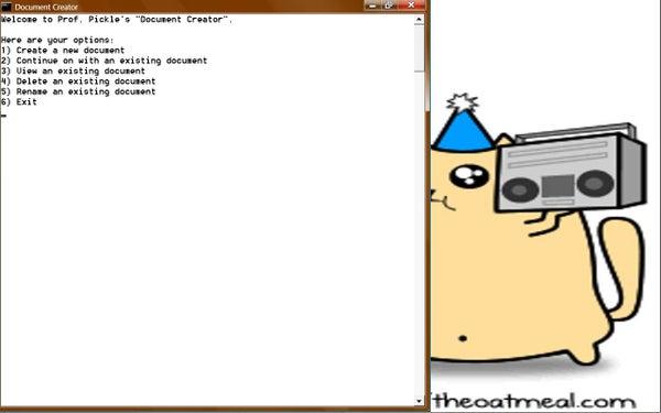 Document Creator in Batch
