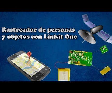 Localizador / rastreador en tiempo real con linkit one