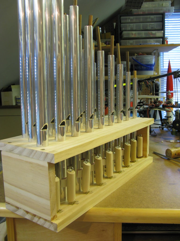 Making the Pipes