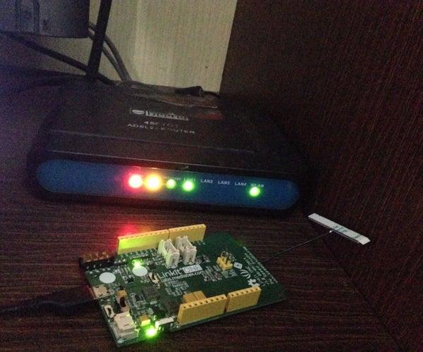 Port Forwarding LinkitONE to Public IP & Domain