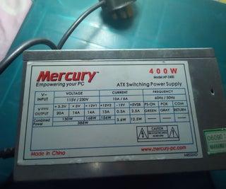 REPURPOSING OLD DESKTOP PC PARTS