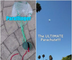 Paraflinger (Make Your Parachute Fly Higher Than Before)