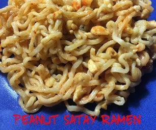 Peanut Satay Ramen