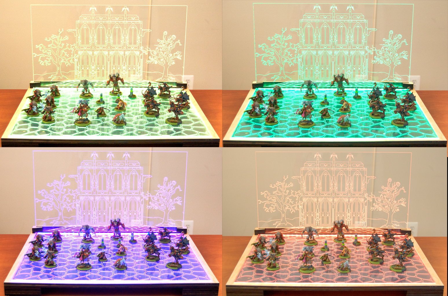 Arrange Your Models! and Watch the Video...