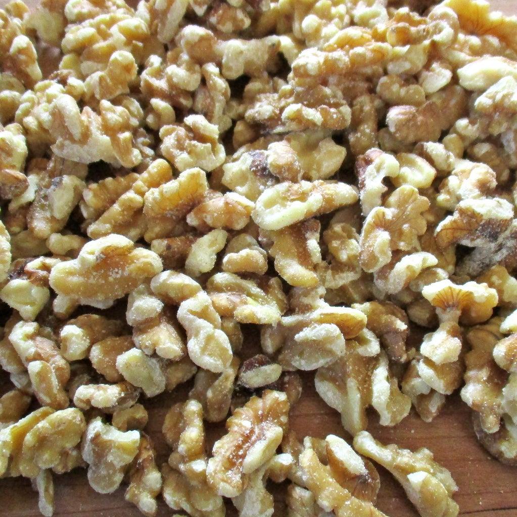 Grind Walnuts