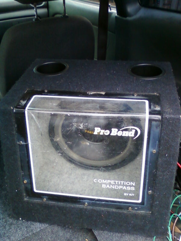 Installing Subwoofers in a Car