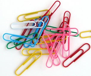Hendreds of Uses for a Paper Clip