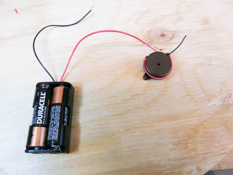 Buzzer Electronics!