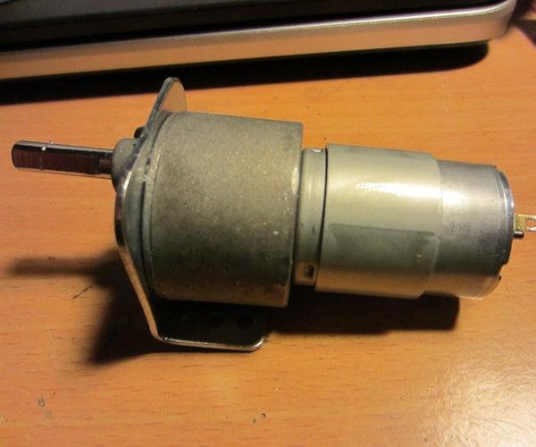 DIY Servo Motor