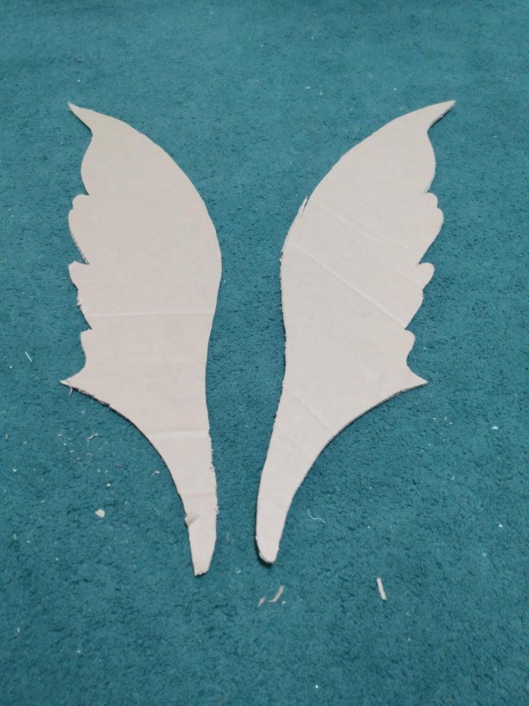 Create Model Wings