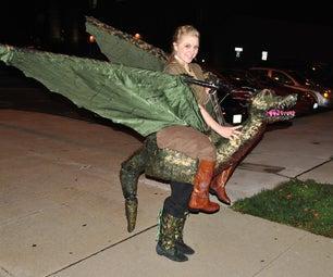 Targaryen Dragonlord Costume