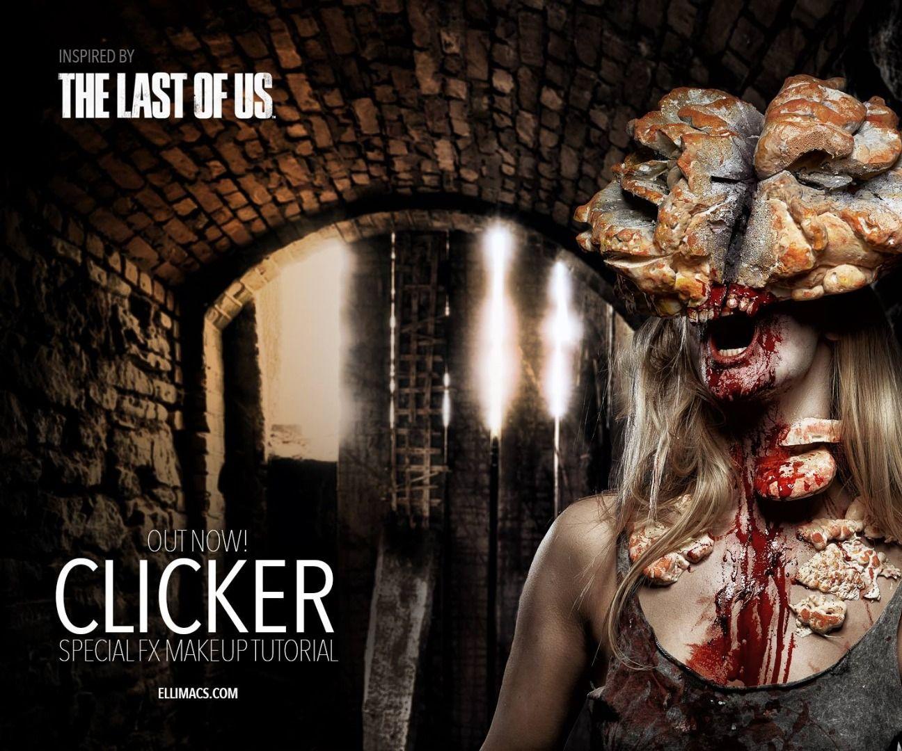 Last of Us Clicker - SFX Makeup Tutorial
