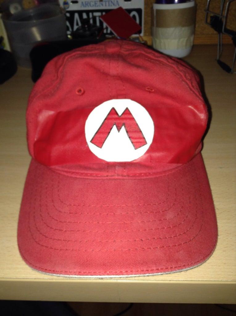 Making Mario's Hat