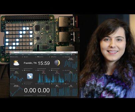 Build a Raspberry Pi SUPER Weather Station
