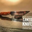 Knife Making-Tanto Knife