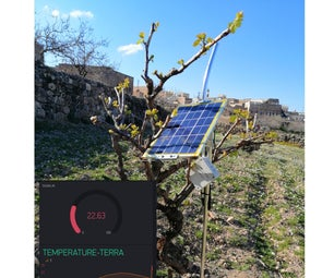 Soil Temperature Measurement With Blynk
