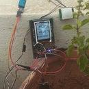Weather Station Using Single Board - SLabs-32