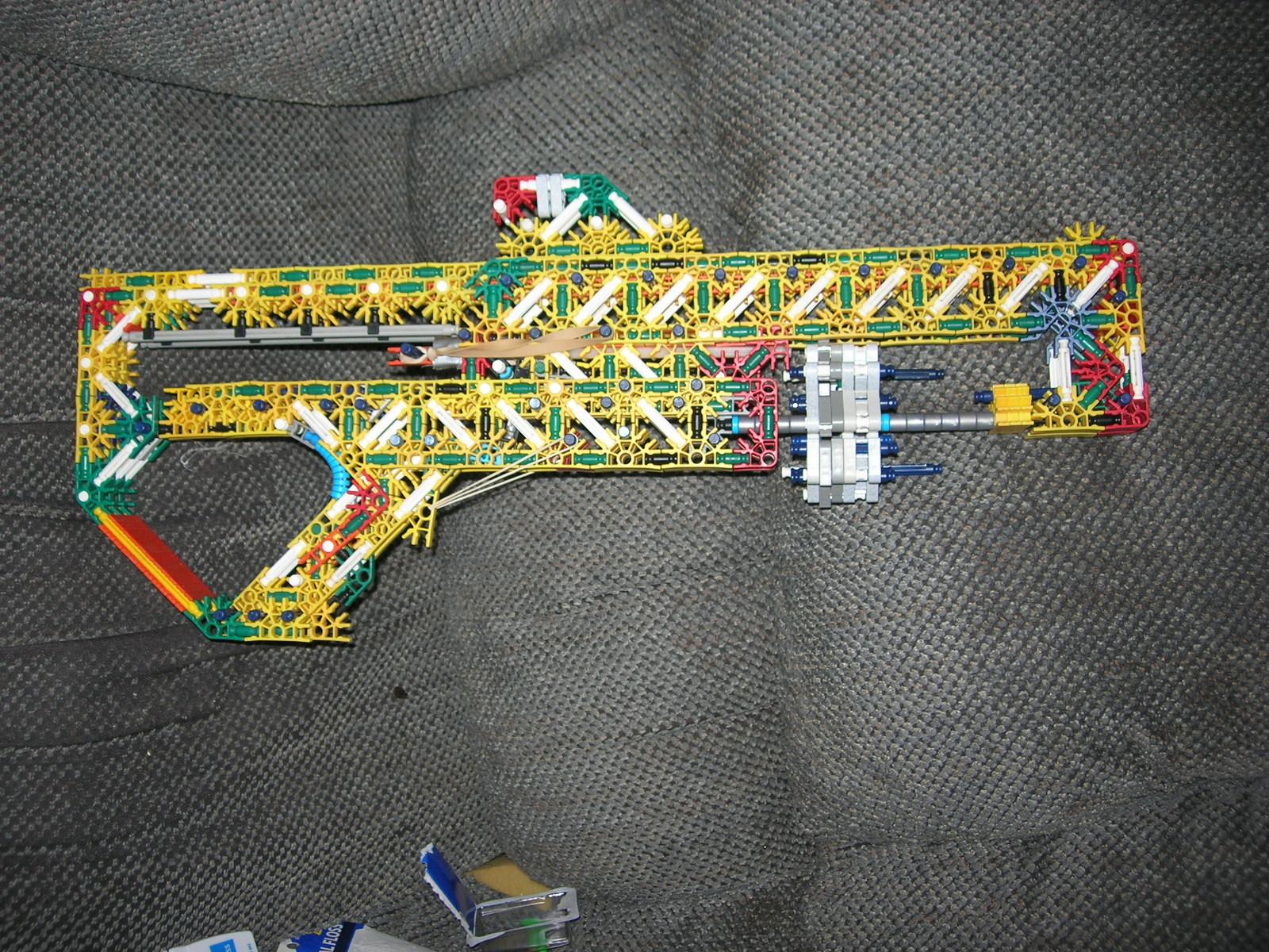 New knex gun by TBM NKG-BM-3.1