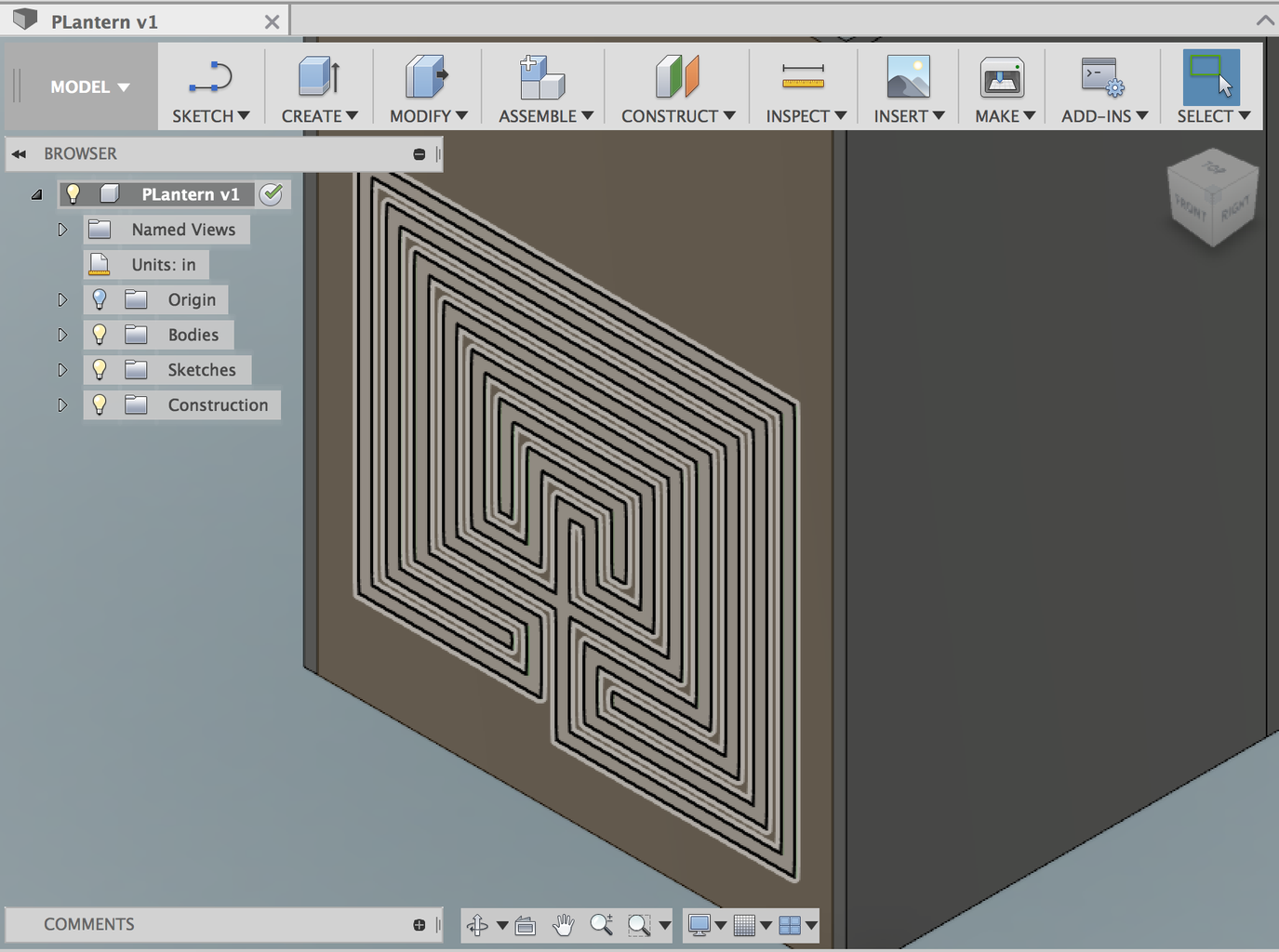 Launch Fusion 360 With Your Sample Model