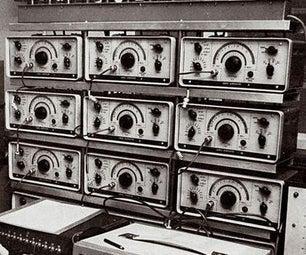 透视性工作台 - 使用Arduino重新创建早期电子音乐