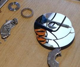 Upcycling HardDiskDrive (HDD), Magnets, Bearings Etc.