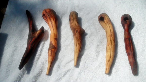 How to Make a Gandalf/ Hobbit Pipe