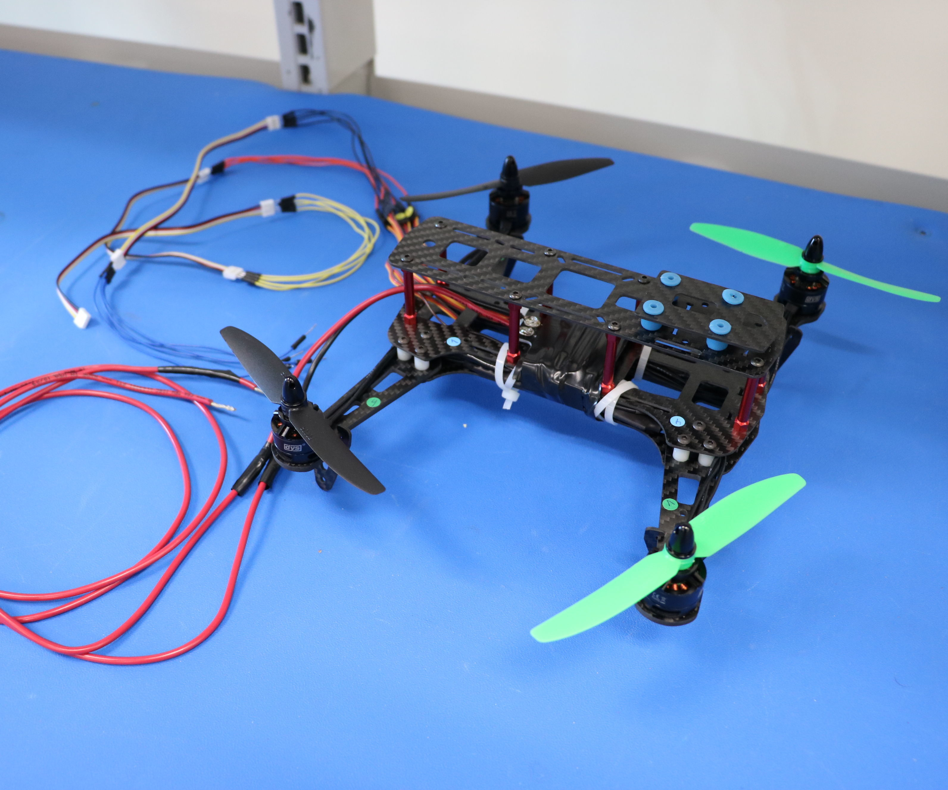 Intel Edison Drone