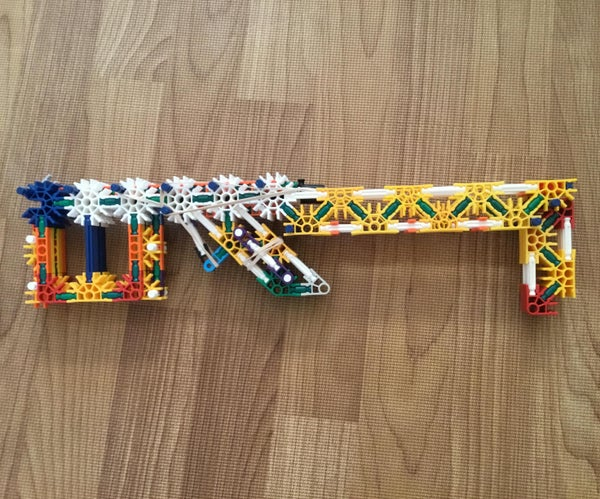 Protecter a Knex Rifle