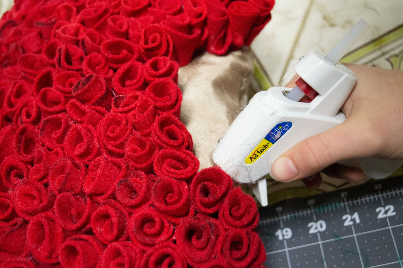 Finish Adding Final Roses