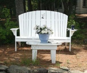 Adirondack Bench or Love Seat