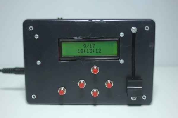 Turing Alarm for Arduino