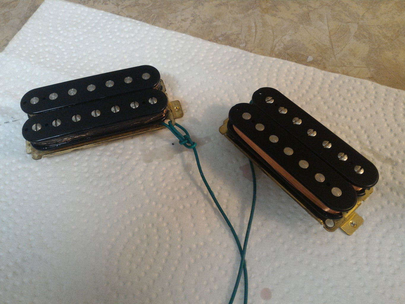 Misc Hardware and Pickups