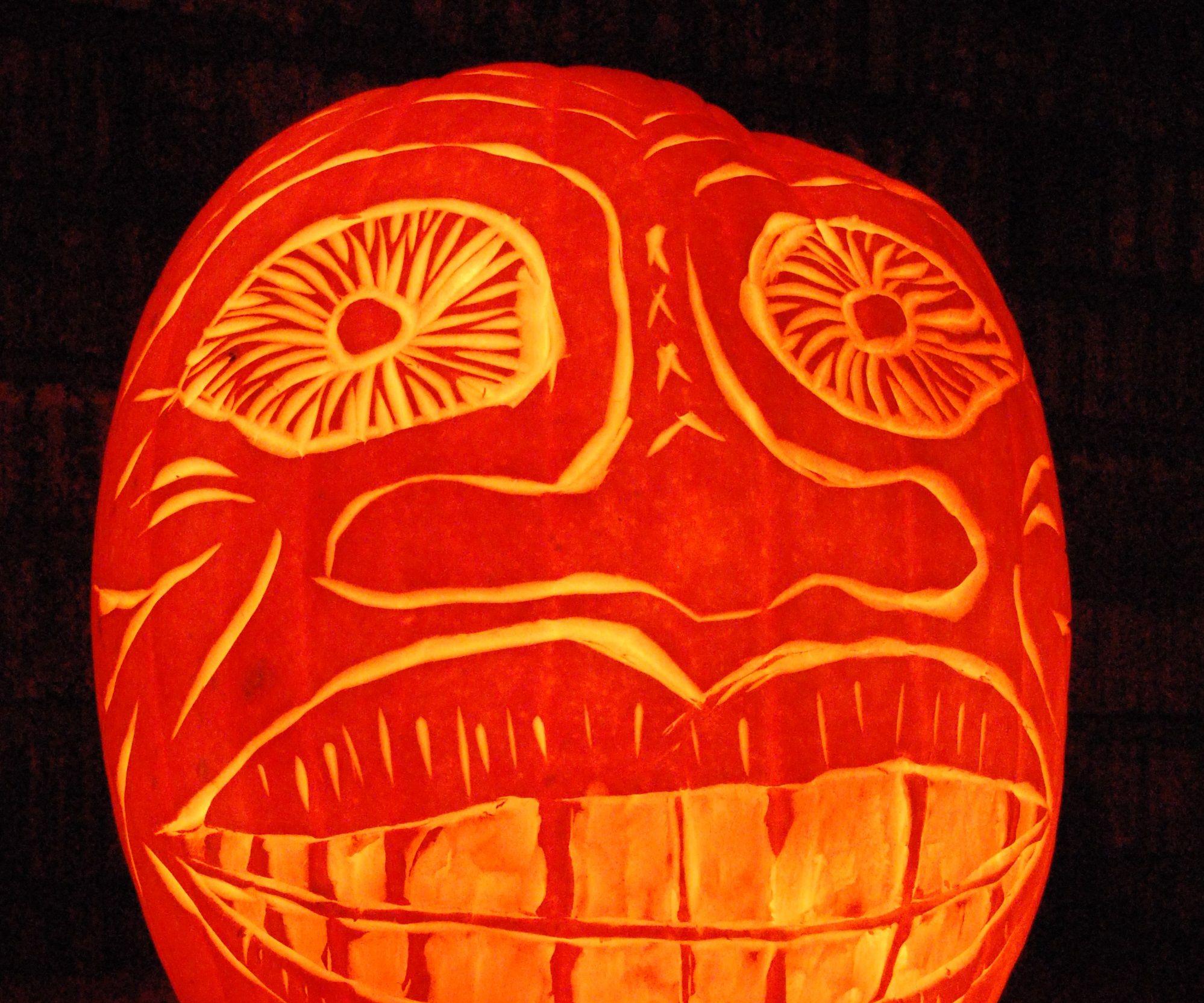 Jacked O Lantern