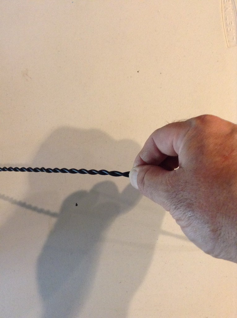 Twisting the Wire for Signal Free Wire Crossing
