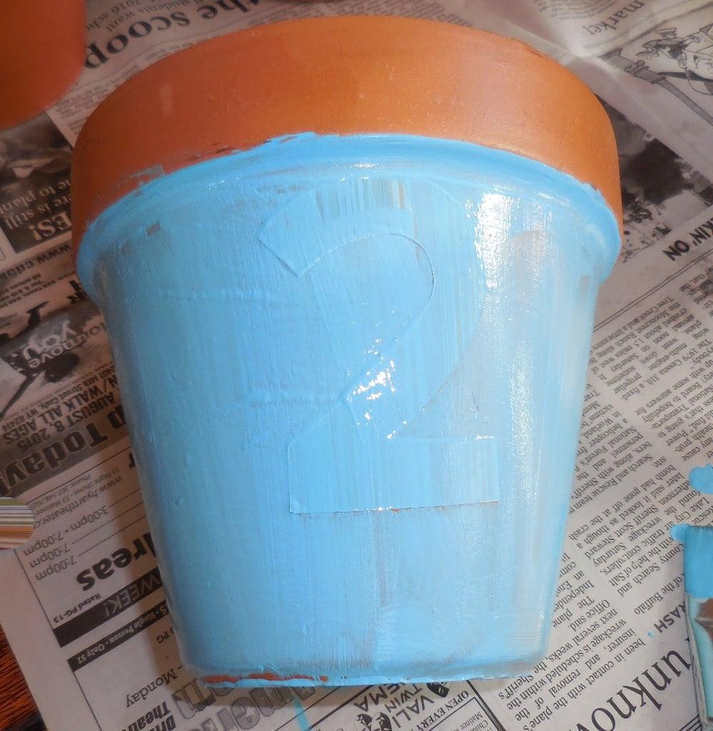 Paint the Pots