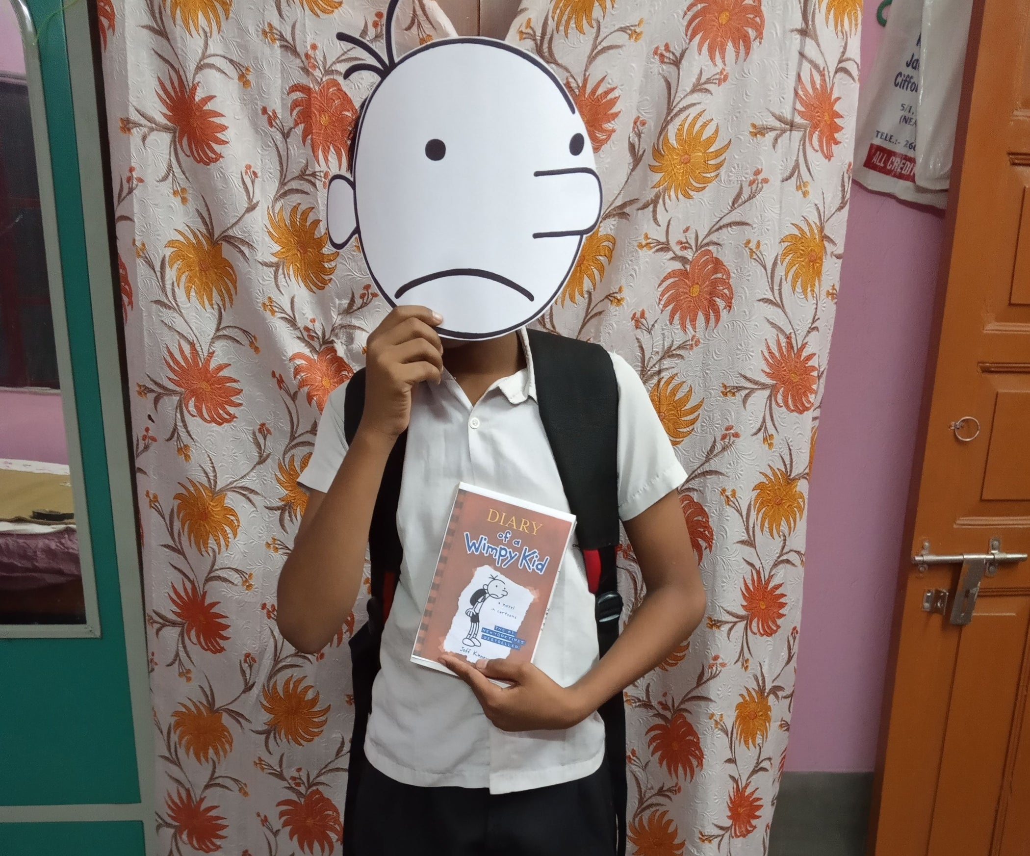 Greg Heffley From Diary Of A Wimpy Kid 3 Steps Instructables