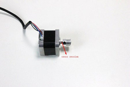 15.Assemble the X and Z Motors.