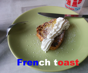 French Toast - Pain Perdu
