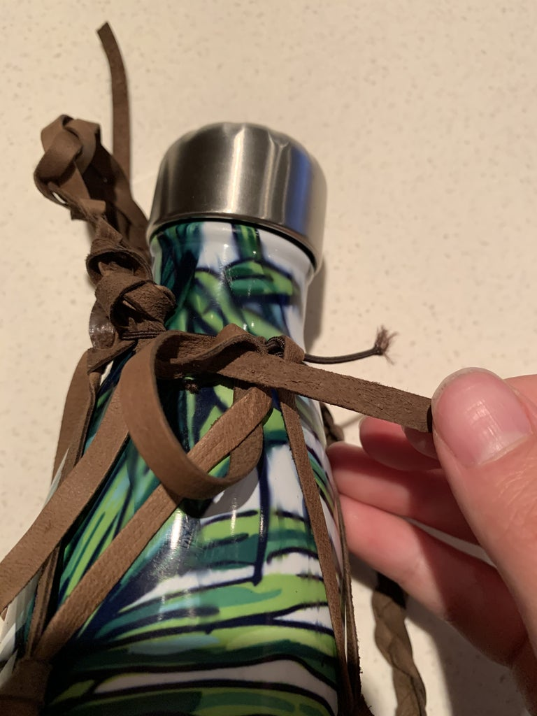 Tie the Handle to the Bottle