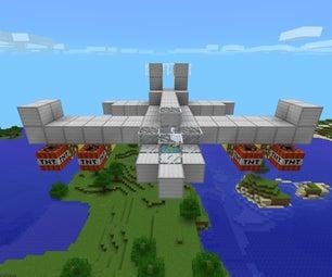 Minecraft Fighter