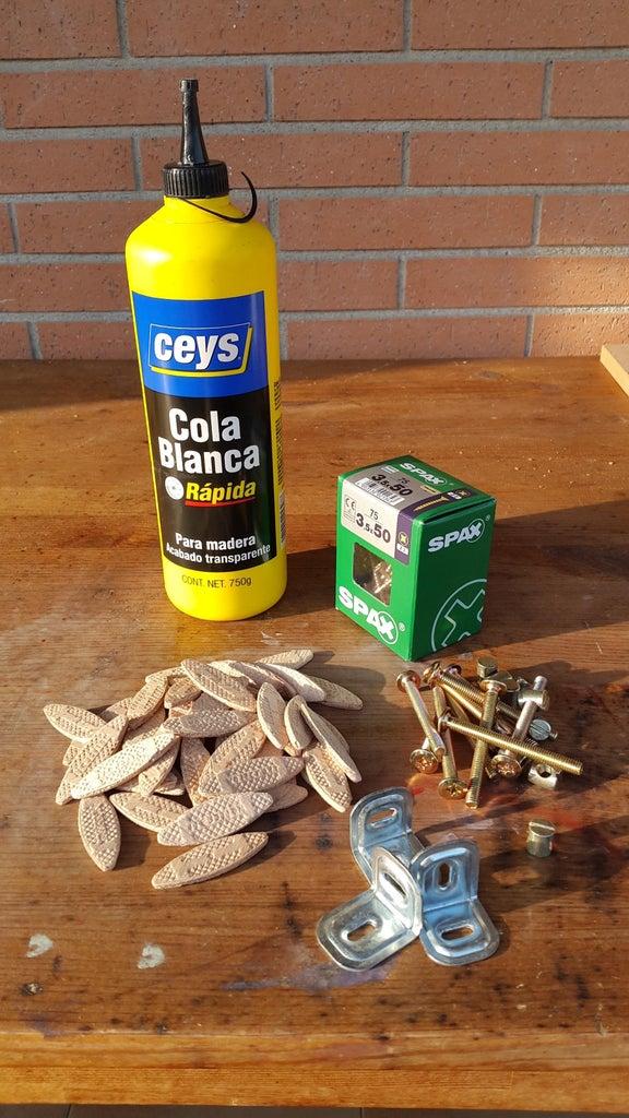 Materials, Tools and Equipment