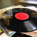 Vinyl LP Placemats