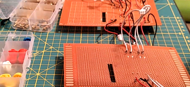 Building the Enclosure: Buttons!